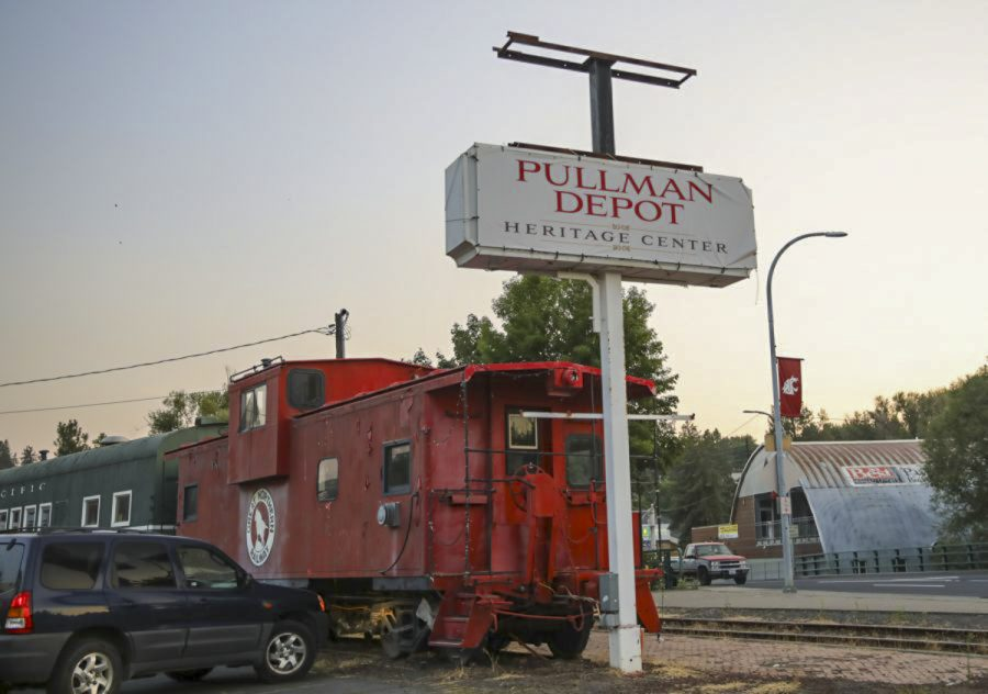 The+Fix+the+Bricks+campaign%2C+started+by+the+Pullman+Heritage+Center%2C+works+to+restore+the+Pullman+Depot+built+in+1916+as+part+of+the+railroad+system%2C+which+helped+Palouse+agriculture.