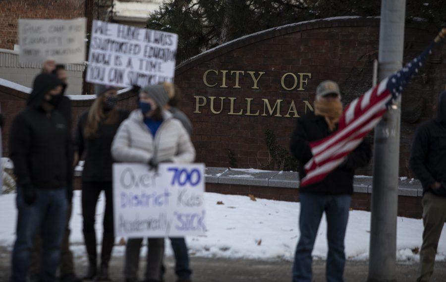 Pullman School District Rally gallery