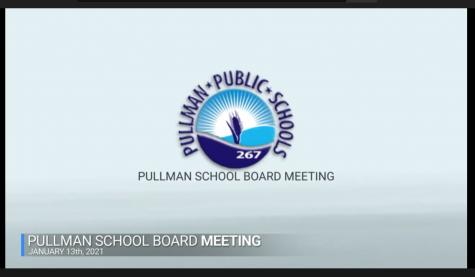 Pullman K-1 students return to school via hybrid model