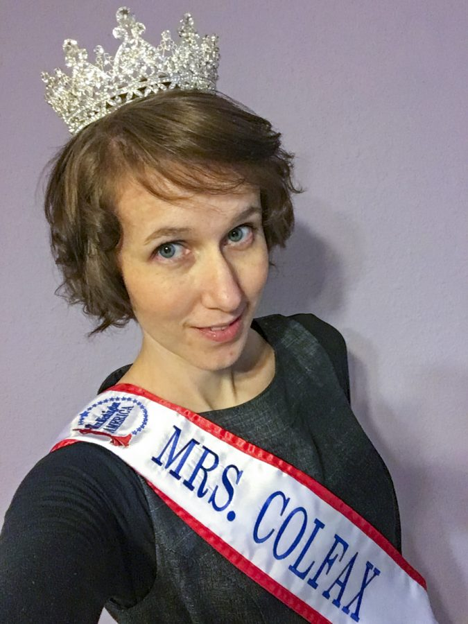 Smith will compete for the title of Mrs. Washington America in August 2021.