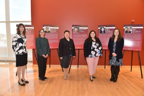 Davi Kallman, awareness coordinator and access adviser at the WSU Access Center, said there are several categories of awards recognizing undergraduate, graduate, staff, faculty members and alumna.
