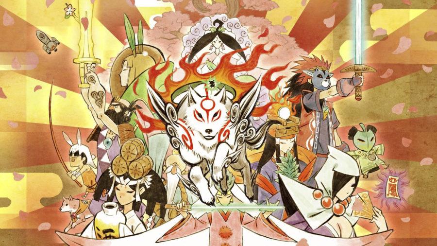 Okami was originally created in 2006 by PlayStation