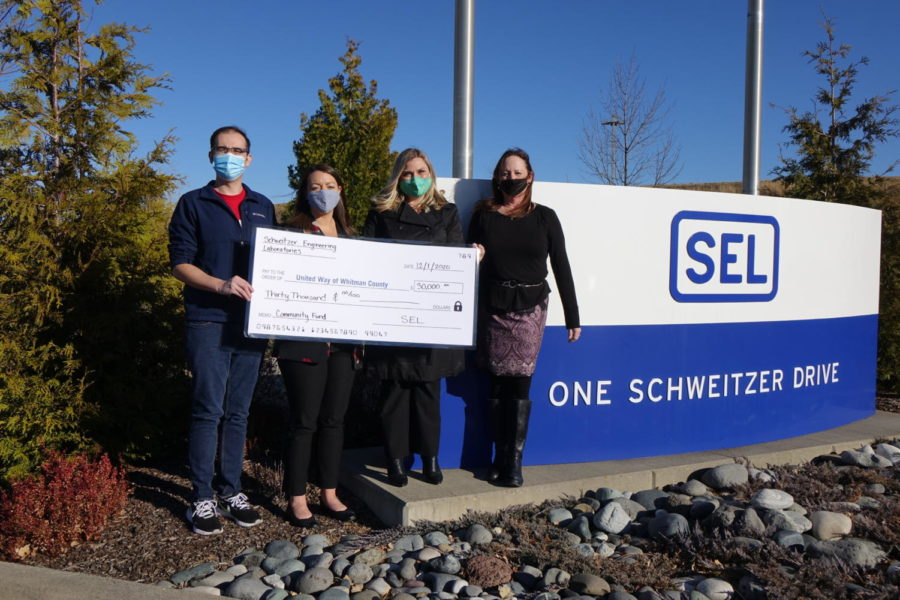 There are a variety of corporate, individual sponsors and yearly givers. Schweitzer Engineering Laboratories is one of the largest partners, said Eric Fejeran, United Way executive director.