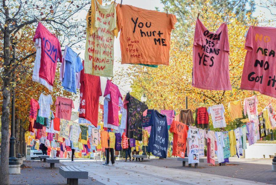 EDITORIAL BOARD: Sexual assault edition running next week