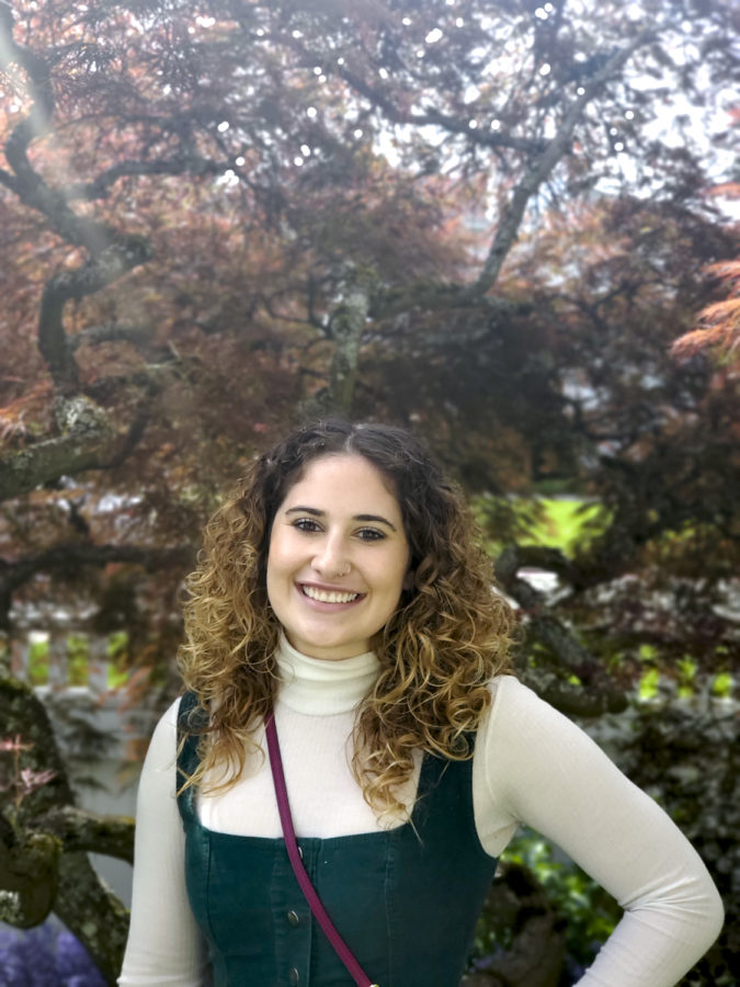 Former editor-in-chief prepares to leave WSU and is thankful for her experience at the Evergreen.