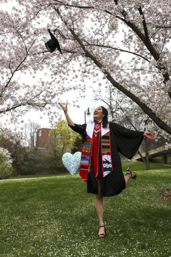 Grad letter: 'Mi communidad Latina embraced me wherever I went'