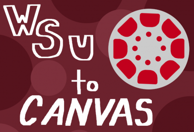 WSU recently announced the transition from Blackboard to Canvas for the fall 2021 semester.