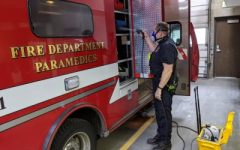 Last week, Pullman Fire Department helped fight the Bruler Fire in Linn County, Oregon.
