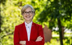Before being hired as WSU's Pullman Chancellor, Elizabeth Chilton said she had never been to Eastern Washington.