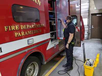 The Pullman Fire Department responds to several cooking-related fire emergencies. Fire officals say other common fire causes include improperly disposing of cigarettes and overloading power outlets.