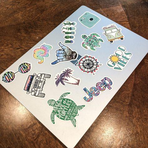 Back to school laptop DIY