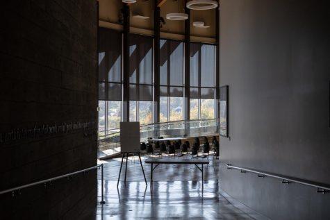 The inside of WSU