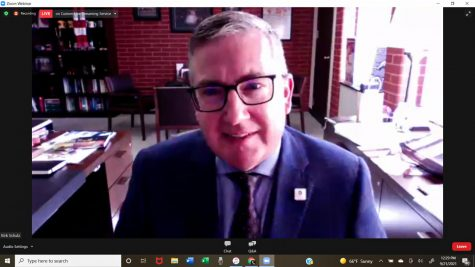 WSU President Kirk Schulz said in a virtual town hall Tuesday afternoon that WSU requested $10 million from the state legislature to fund salary increases for faculty and staff.